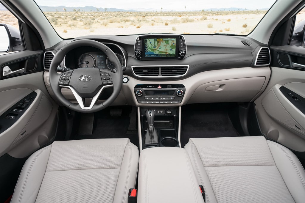 Hyundai Tucson 2019 gia tu 24.000 USD, doi dau Mazda CX-5 hinh anh 6