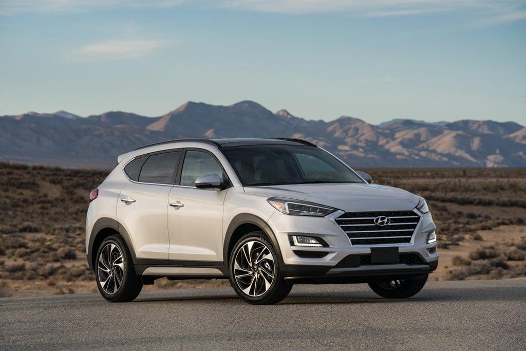 Hyundai Tucson 2019 gia tu 24.000 USD, doi dau Mazda CX-5 hinh anh 1