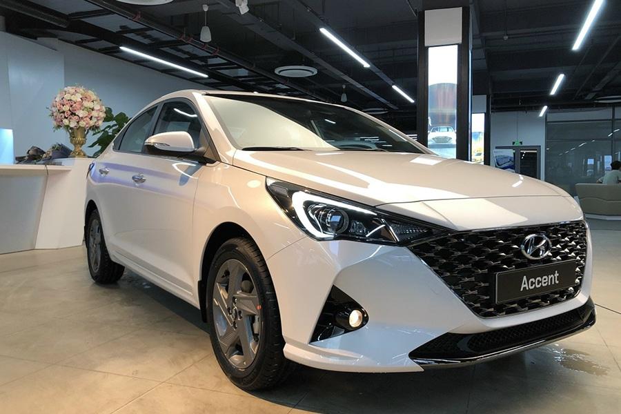 Hyundai Accent 1.4 AT Đặc Biệt - Hình 1