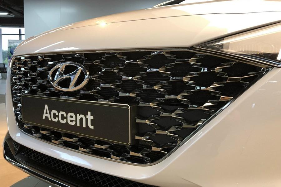 Hyundai Accent 1.4 AT Đặc Biệt - Hình 3